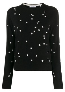 Equipment Star print sweater