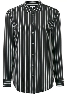 Equipment striped fitted shirt