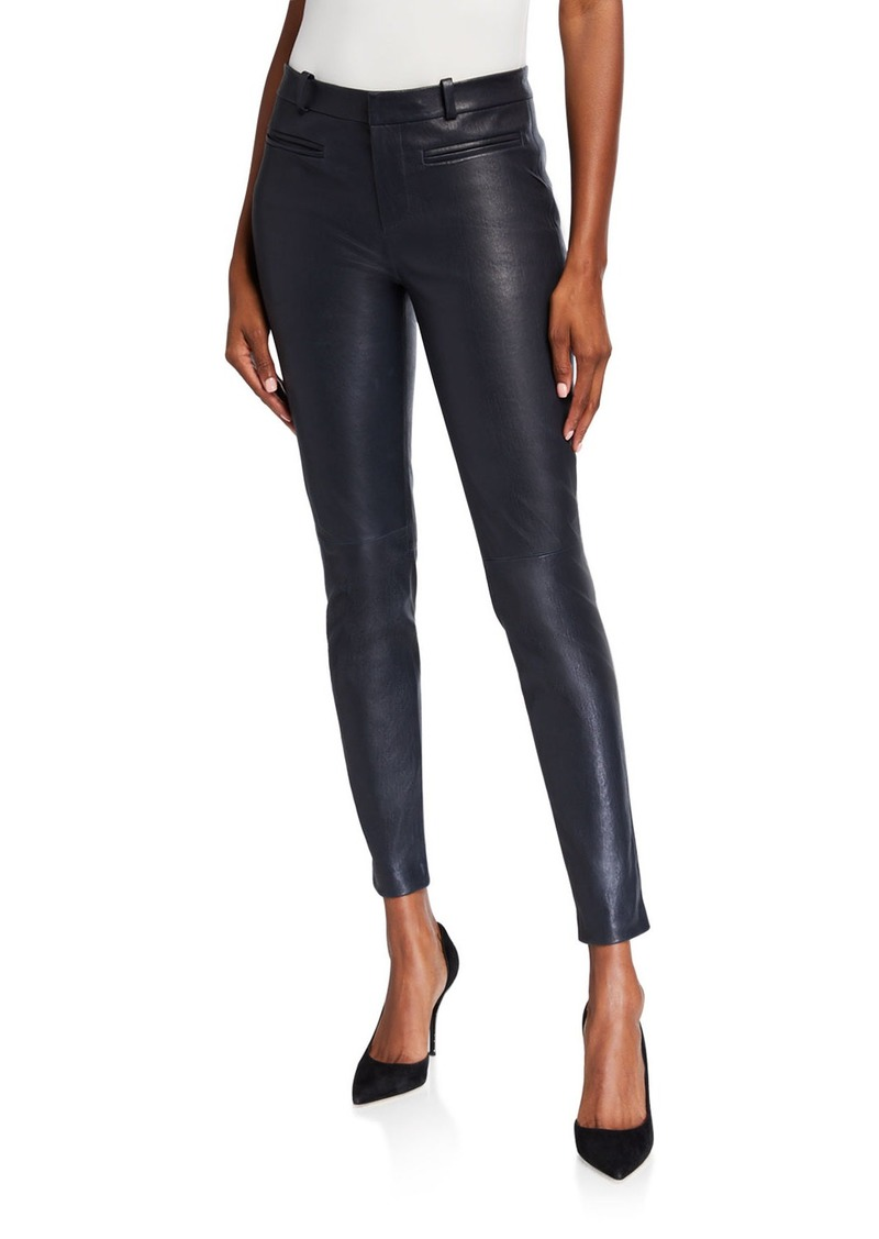 Equipment Sylvanna Leather Trousers