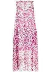 Equipment Tanielle silk dress