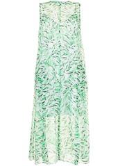 Equipment Tanielle mid-length dress