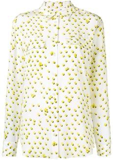 Equipment tennis ball-print shirt