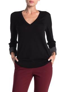 Equipment Ursala Wool Pullover Sweater