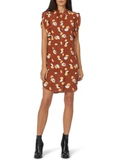 Women's Equipment Lorainna Front Button Silk Dress