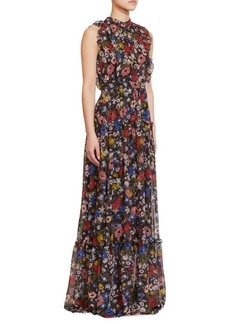 Erdem Ava Sleeveless Silk Gown