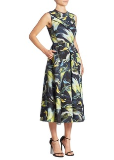 Erdem Alana Midi Dress