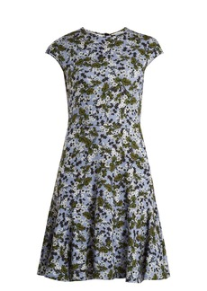 Erdem Darlina floral-print jersey dress