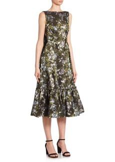 Erdem Delfina Sleeveless Dress