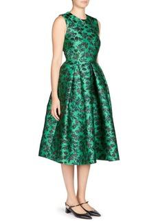 Erdem Indra Jacquard Dress