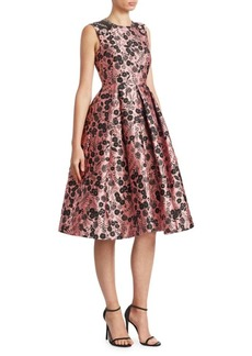 Erdem Indra Midi Dress