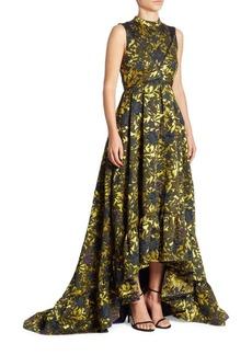 Erdem Janelle Floral Dress