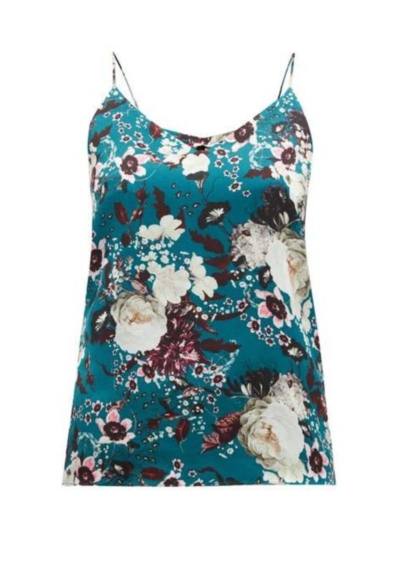 Erdem Mayelle Eastbury floral-print satin camisole