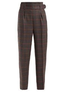 Erdem Nelle wool trousers
