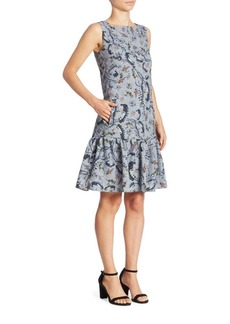 Erdem Nichola Floral-Print Dress