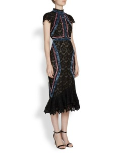 Erdem Philomena Lace Dress