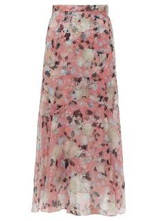 Erdem Shea Apsley silk skirt