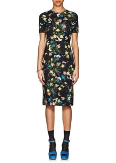 Erdem Women's Essie Floral Ponte Dress