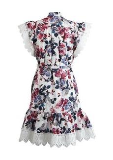 Erdem Lalique Dress