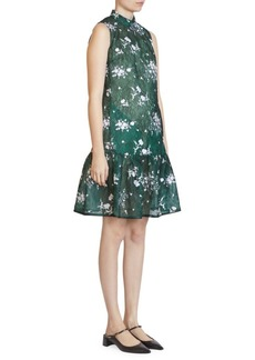 Erdem Nena Embroidered Lace Dress