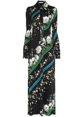Erdem Turina floral print dress