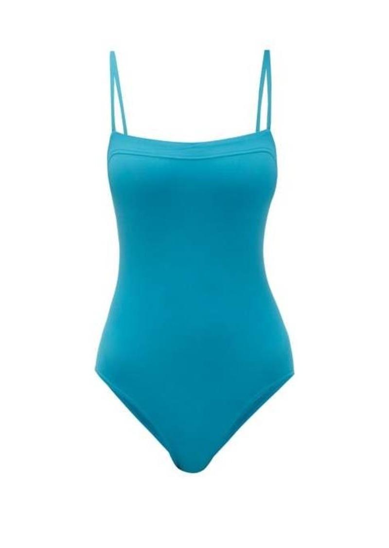 Eres Aquarelle square-neck swimsuit