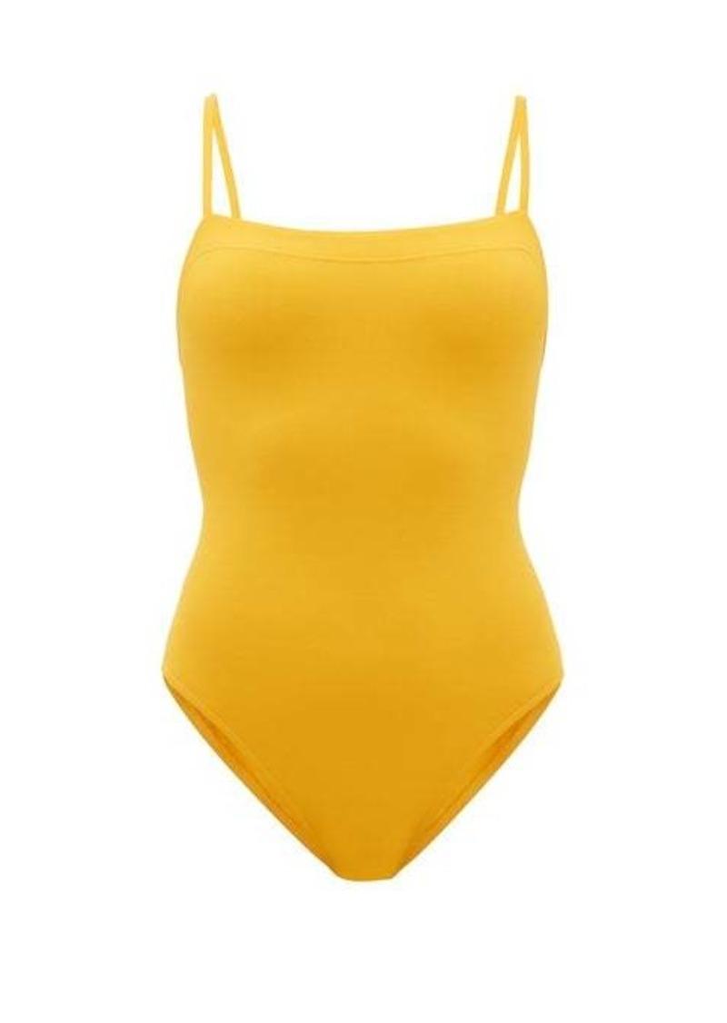 Eres Aquarelle square-neckline swimsuit