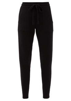 Eres Ardent wool-blend pyjama trousers