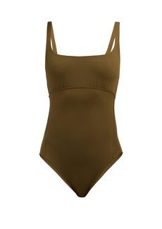 Eres Duni Arnaque scoop-neck swimsuit
