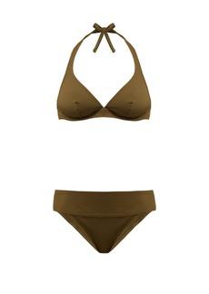 Eres Duni Bandito Pactole underwired bikini top