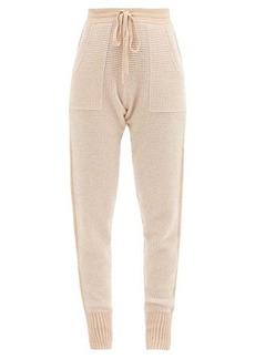 Eres Journal wool-blend pyjama trousers