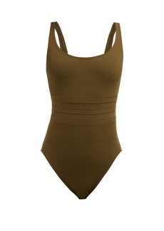 Eres Les Essentiels Asia Duni ribbed swimsuit