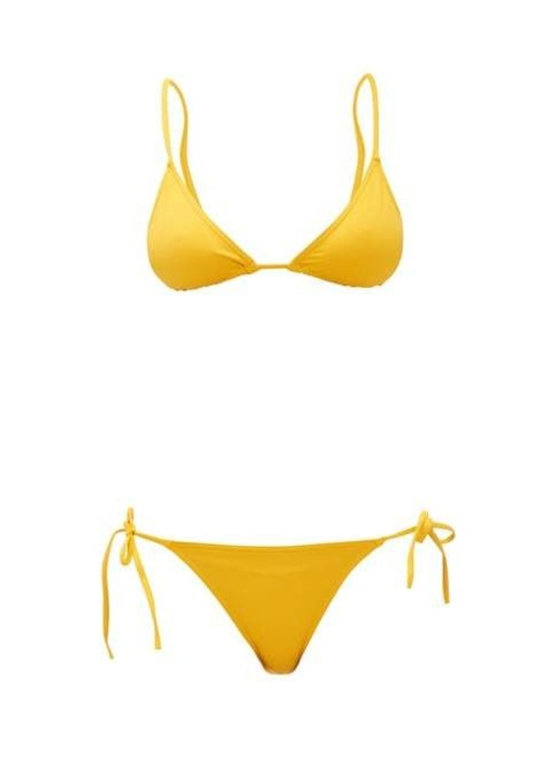 Eres Mouna Malou triangle bikini