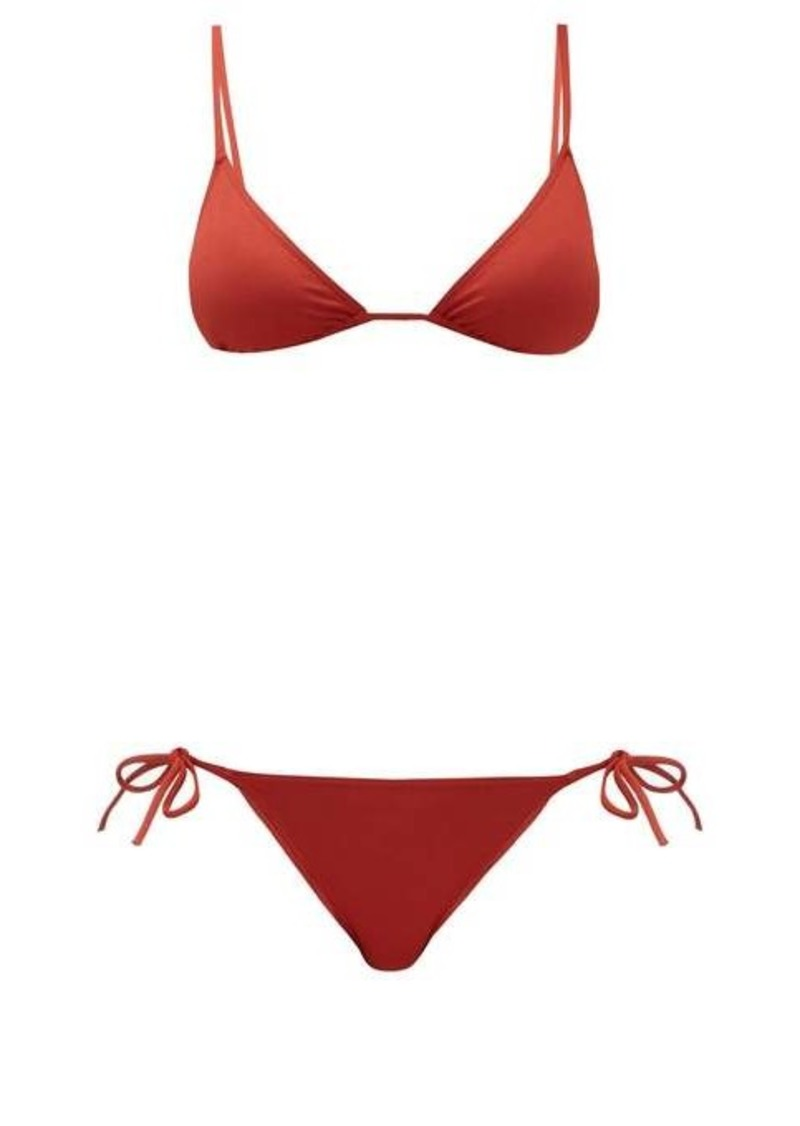 Eres Mouna triangle bikini