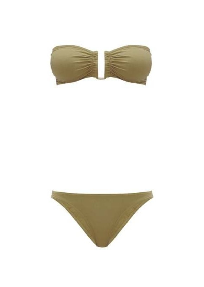Eres Show & Fripon bandeau bikini