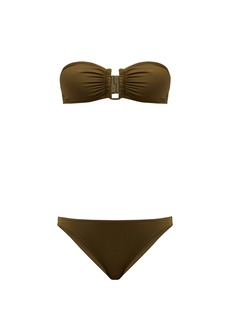Eres Show and Fripon bandeau bikini set