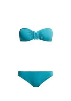 Eres Show and Scarlett bandeau bikini