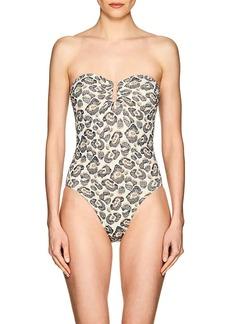 Eres Women's Cassiopée Leopard-Print One-Piece Swimsuit