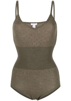Eres knitted cashmere body