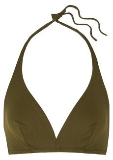 Eres Les Essentiels Gang Halterneck Bikini Top