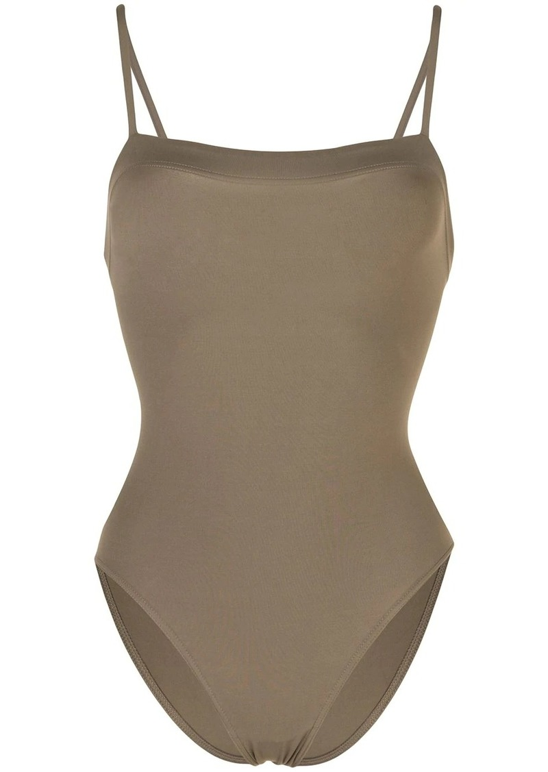 Eres square neck swimsuit