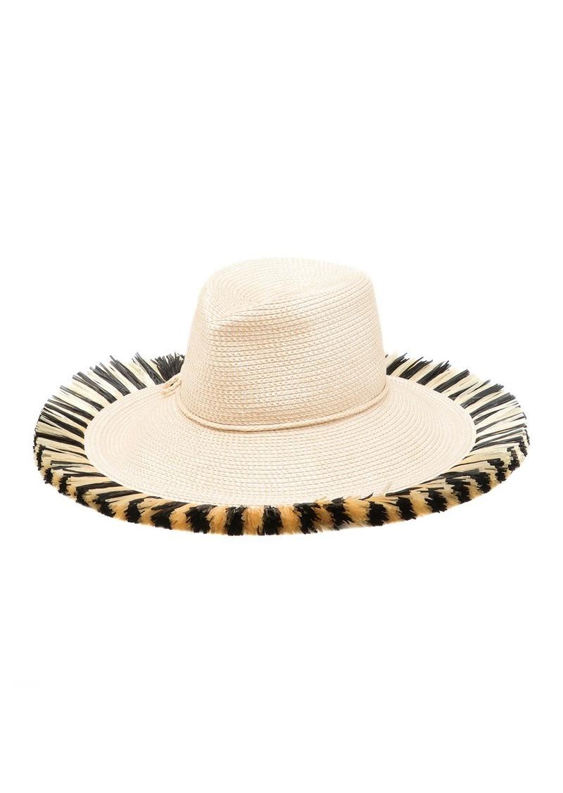 Eric Javits Antigua Fringe Hat