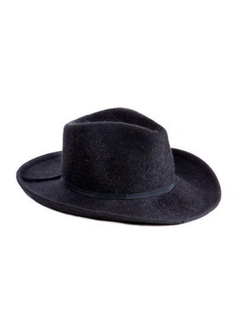 Eric Javits Bonanza Western Rabbit Felt Hat