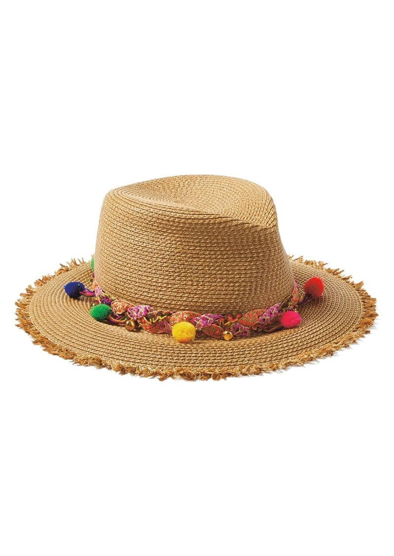 Eric Javits Corfu Packable Squishee(R) Straw Hat
