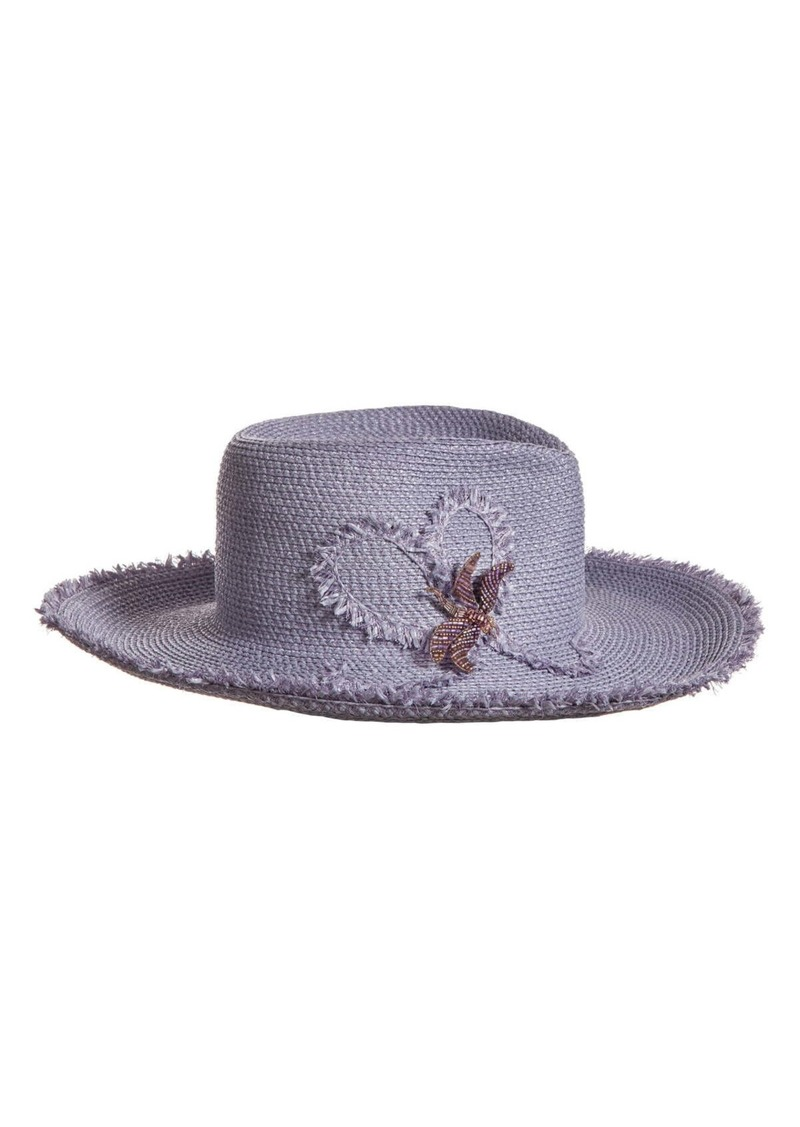 Eric Javits Dragonfly Squishee(R) Sun Hat