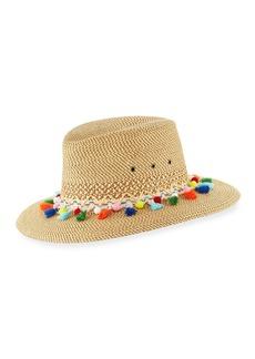 Eric Javits Bahia Squishee Packable Sun Fedora Hat