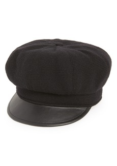Eric Javits Carnaby Packable Baker Boy Cap