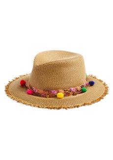 Eric Javits Corfu Packable Squishee® Straw Hat (Nordstrom Exclusive)