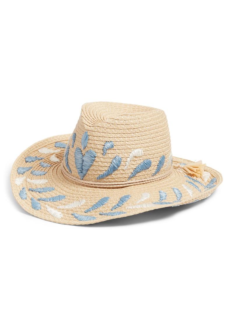 b9ab9fe1621f7 Eric Javits Eric Javits Corsica Squishee® Western Hat