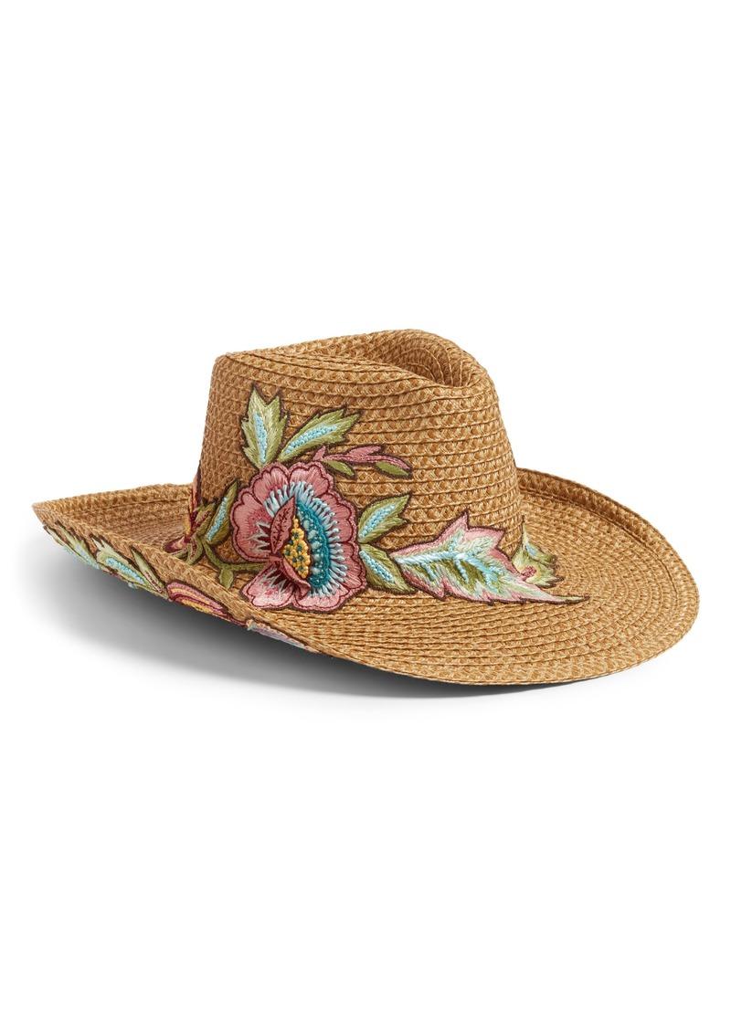 b8d1a889f44 Eric Javits Eric Javits Eden Squishee® Western Hat