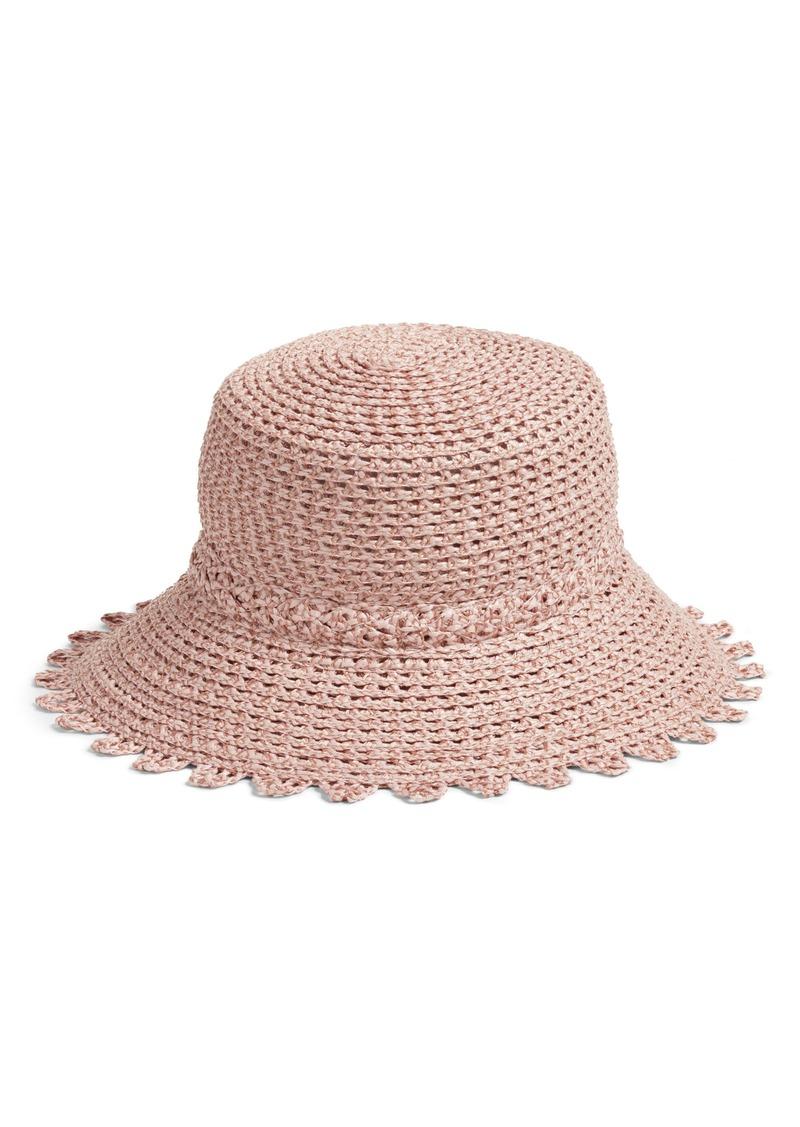 a26232b605074 Eric Javits Eric Javits Ibiza Squishee® Bucket Hat